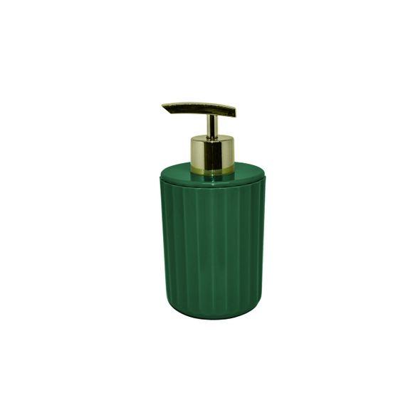 Porta-Sabonete-Liquido-Groove-Verde-Botanico-Fechado-OU