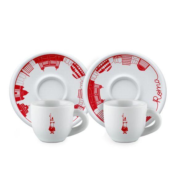 Set-2-Xicaras-Espress-Com-Pires-Porcelana-Roma-80Ml-Bialetti