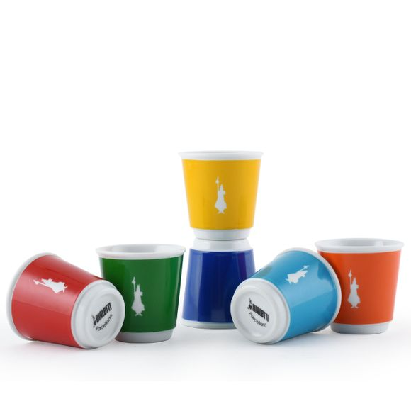 Set-6-Copos-Para-Espresso-Ceramica-Pop-80Ml-Bialetti
