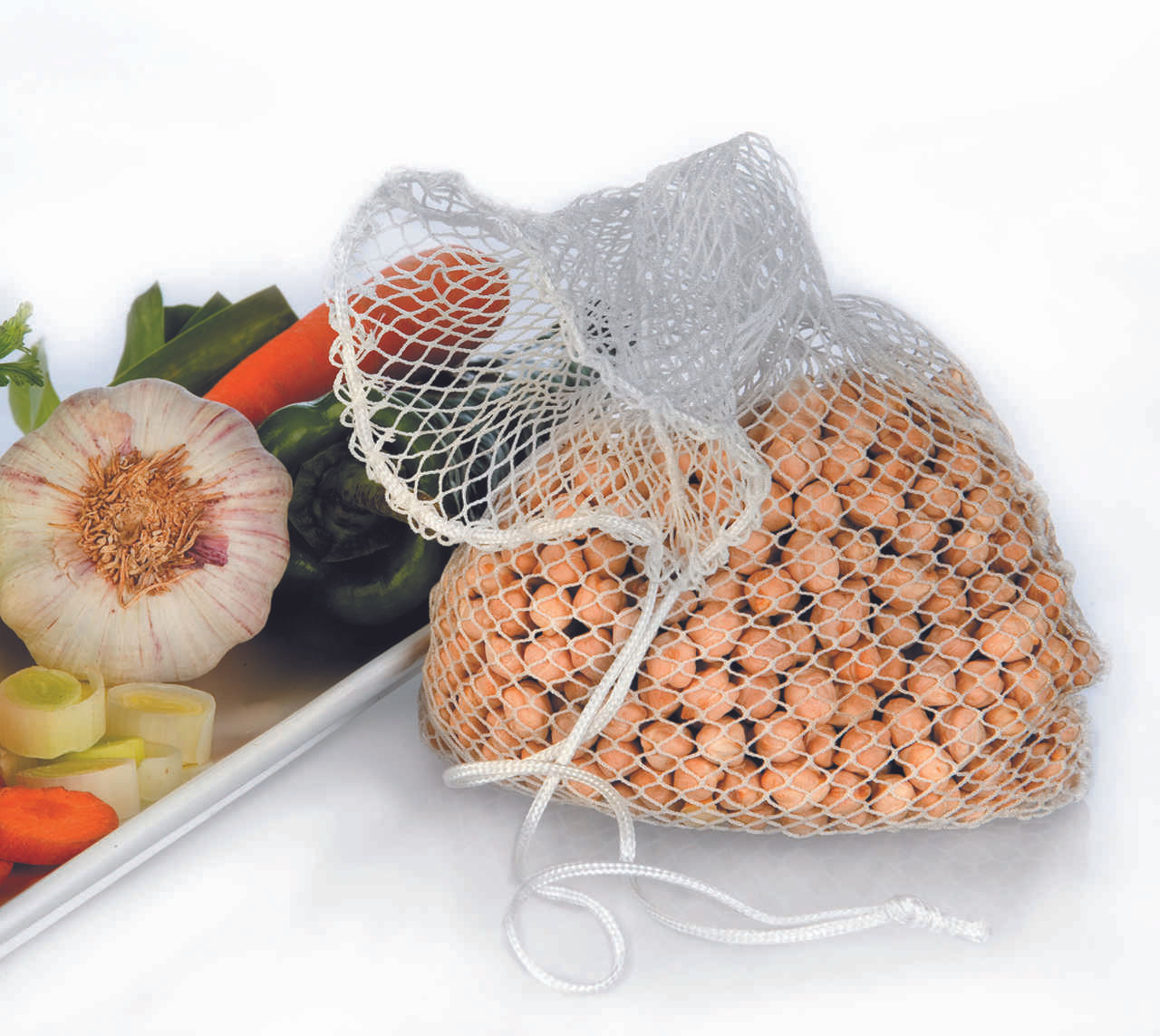 Saco Para Legumes