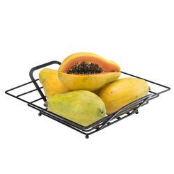 Fruteira-De-Mesa-Quadrada-Black-Arthi