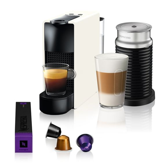 Combo-Essenza-Mini-White---Aero3-110V-Nespresso