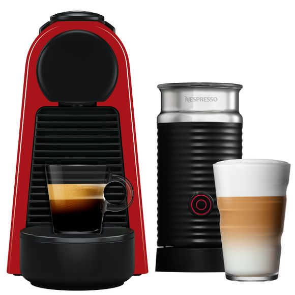 Combos-Essenza-Mini-Red---Aero3-110V-Nespresso