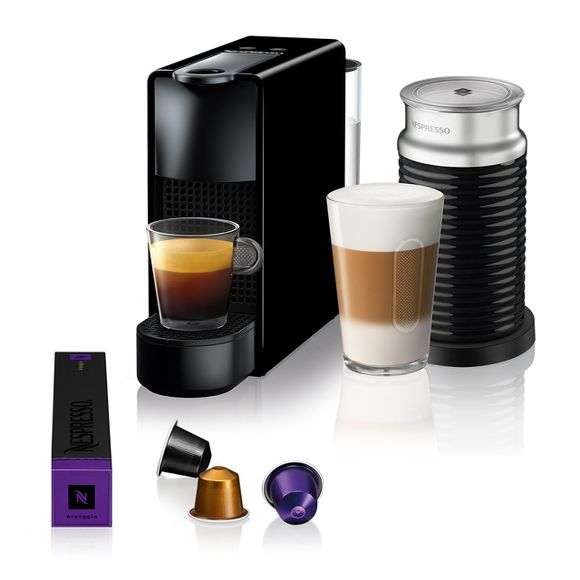 Combo-Essenza-Mini-Matt-Black---Aero-3-Refresh-220V-Net-Tel-Nespresso