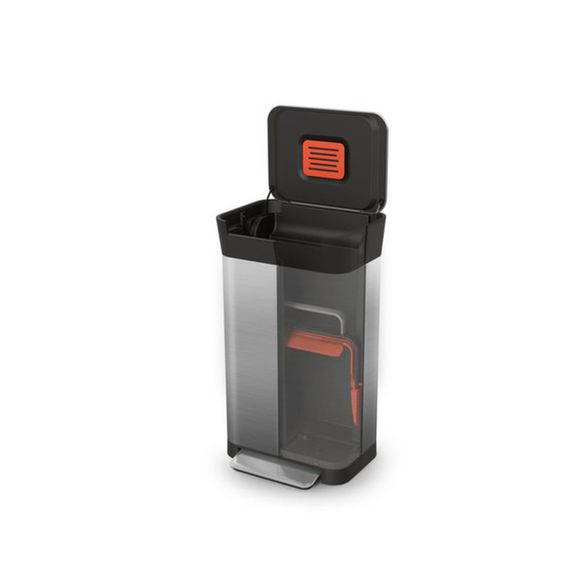 Compactador-de-lixo-30L-cor-prata