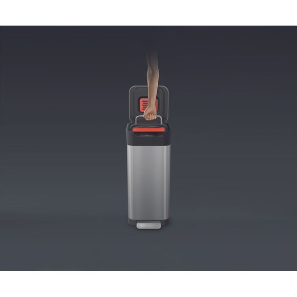 Compactador-de-lixo-20L-cor-prata