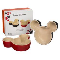 Jogo-2-Ramekins-Mickey-Le-Creuset
