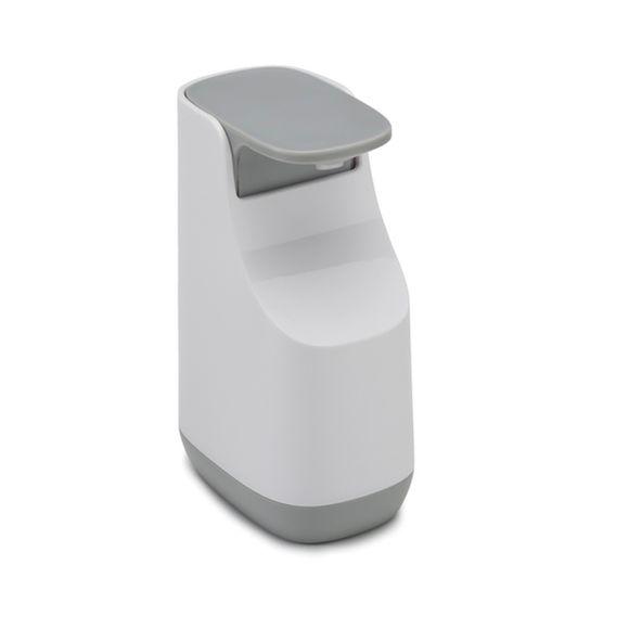 Dispenser-de-sabonete-liquido-Cinza-Branco