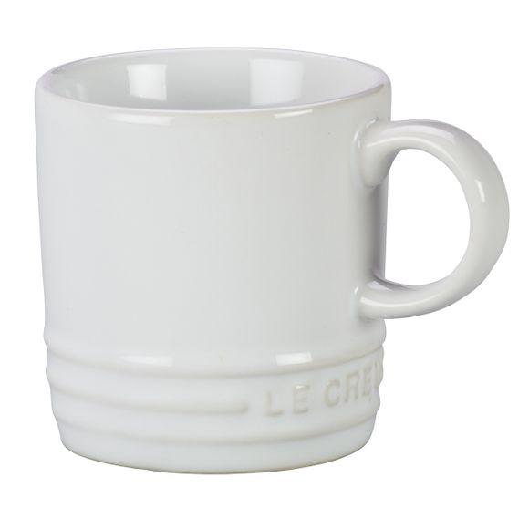Caneca-Espresso-100Ml-Branco-Le-Creuset