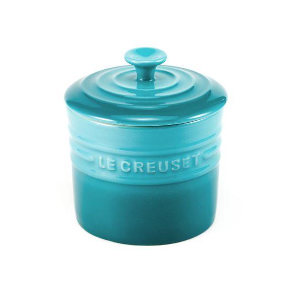 Porta-Condimentos-Grande-Azul-Caribe-Le-Creuset