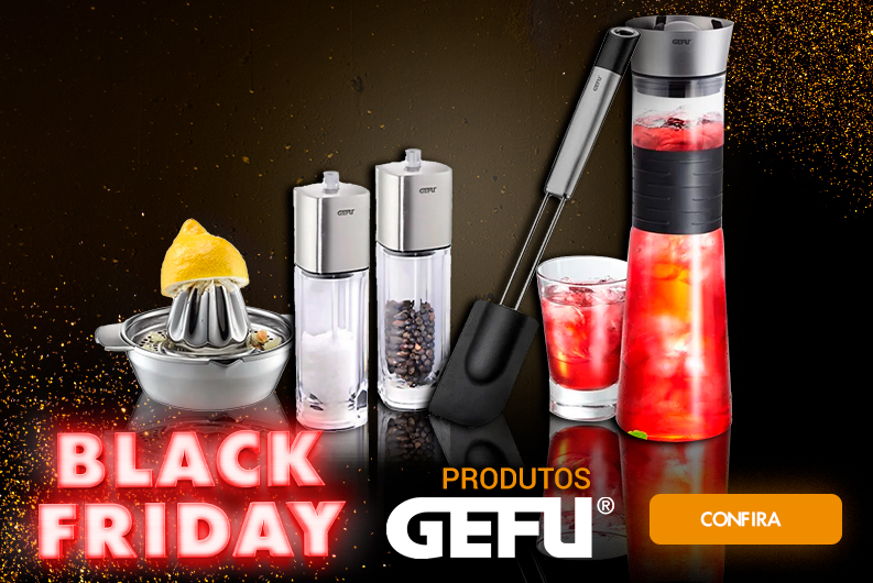 Black Friday - Gefu