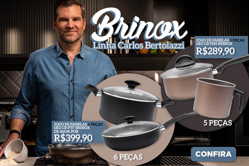 Banner - Brinox Chef