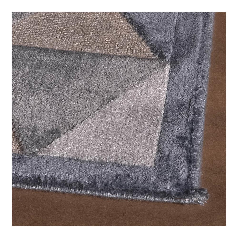 Tapete Belga Tiffany 2.80x3.80 660 Azul Abdalla