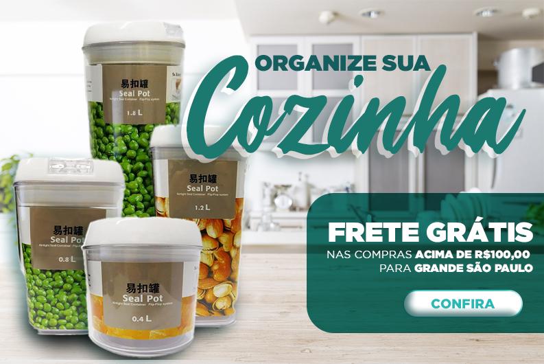 Banner - Organize Cozinha