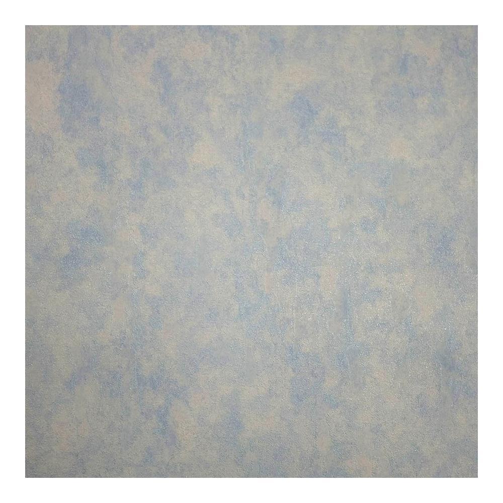 Papel De Parede Requinte 0.53X10M Azul 805-5 Abdalla