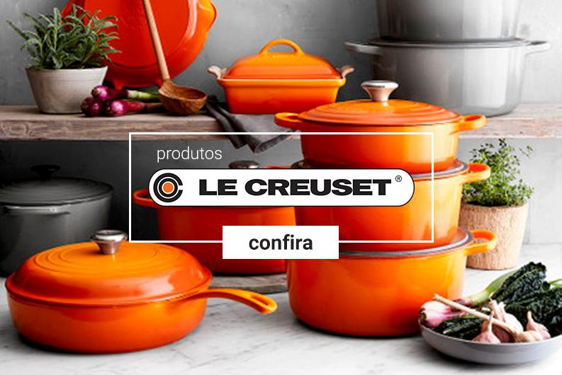 Banner - Le Creuset