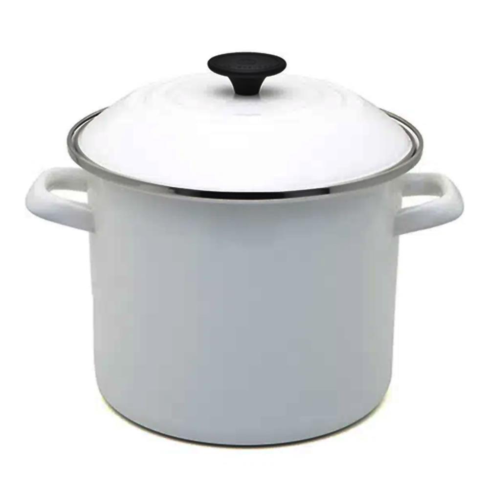 Caldeirão Stock Pot 26Cm Branco 560001201  Le Creuset