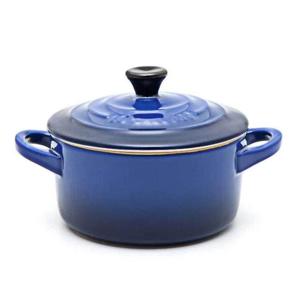 Mini Caçarola 10Cm Azul Cobalto 9100500063 Creuset