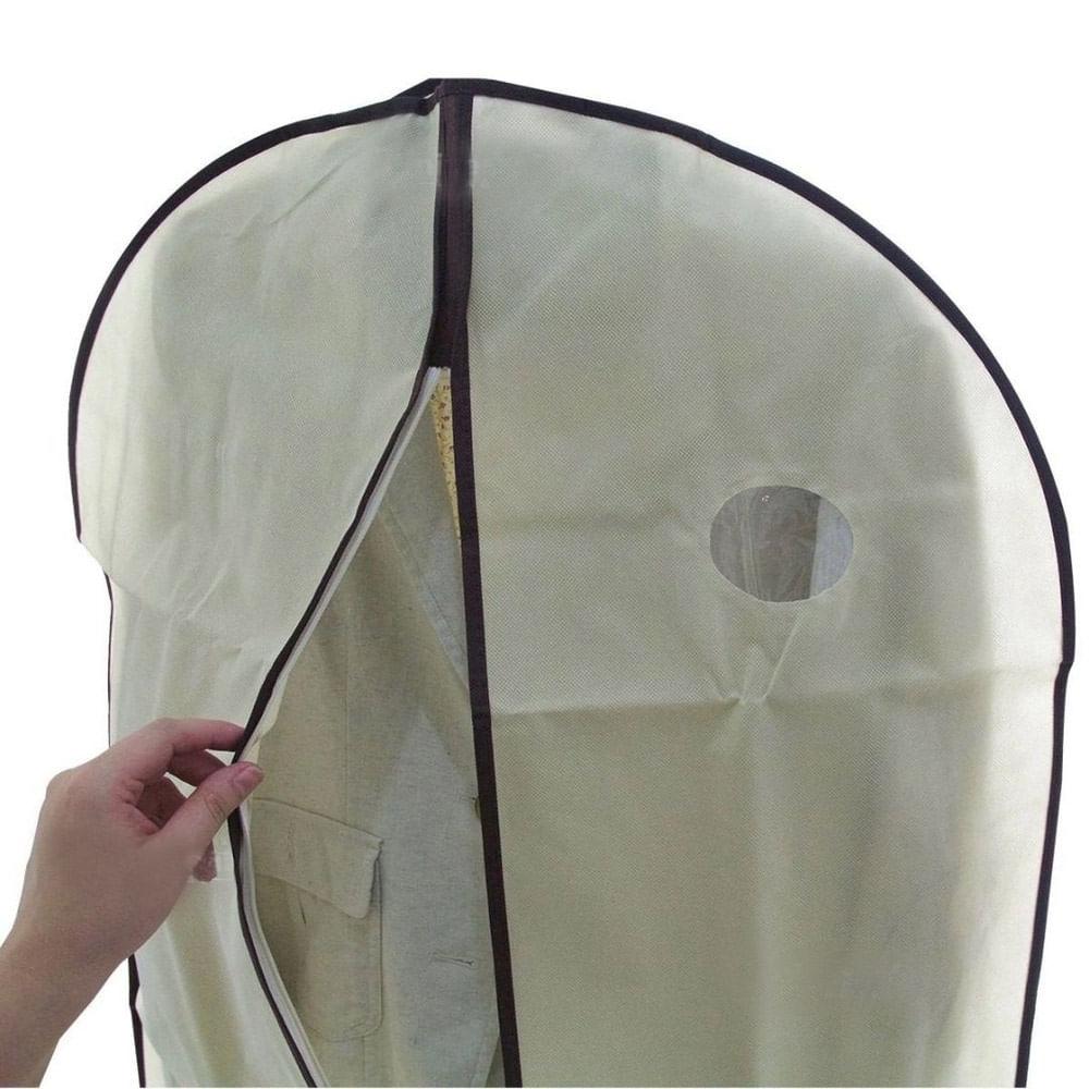 Capa Protetora Para Terno 60X137 Cm B245
