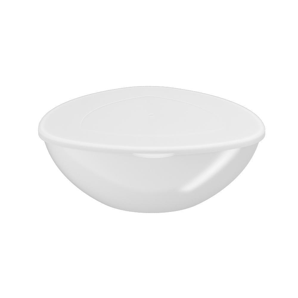 Saladeira Triangular Com Tp Essential 3.5L Bc