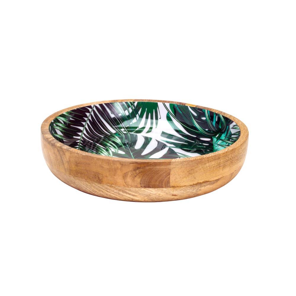 Bowl Madeira Leafage 26x5,5cm Rojemac