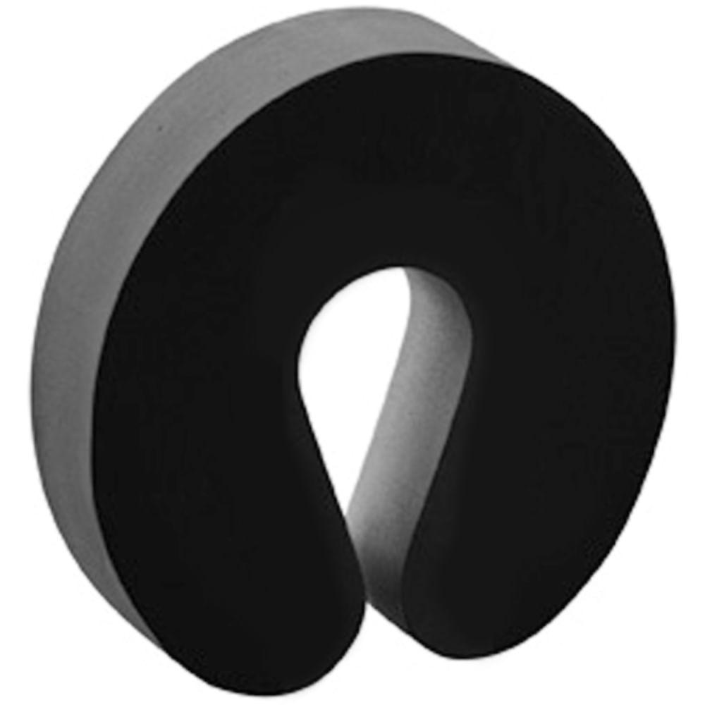Protetor para Porta em formato de Ferradura Organize Preto 2971/300 Brinox
