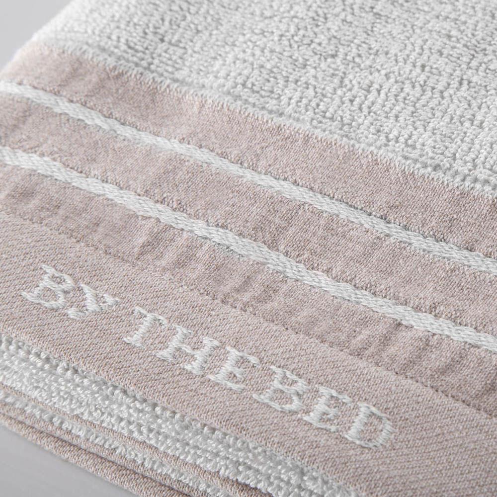 Toalha de Banho Vogue 70x140 Branca 700204 By The Bed