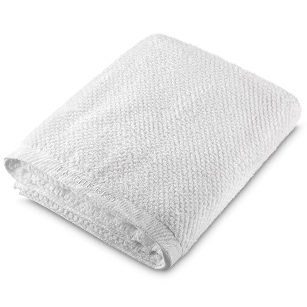 Toalha De Rosto Supreme 0.50X0.90M Branco By The Bed