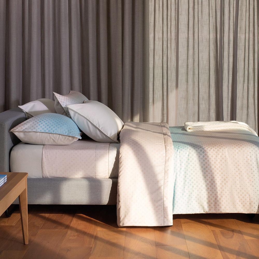 Jogo de Cama Casal Bokeh 300 Fios 500901 By The Bed