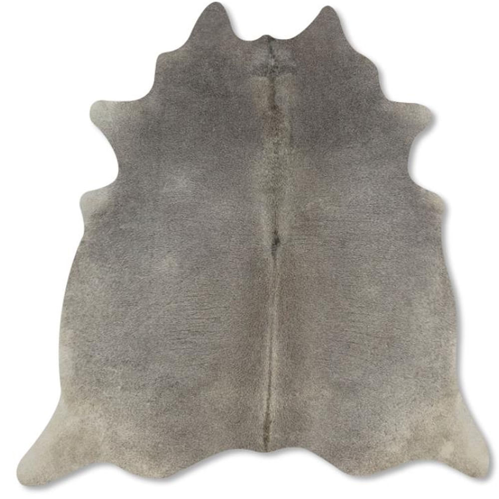 Tapete De Couro Formato Animal 180x220 Cinz gris 015/31835 Tapecouro