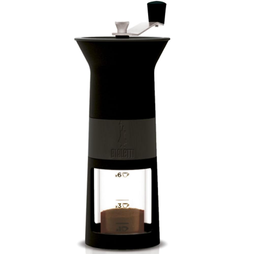 Moedor de Café Manual Preto 10490403 Bialetti