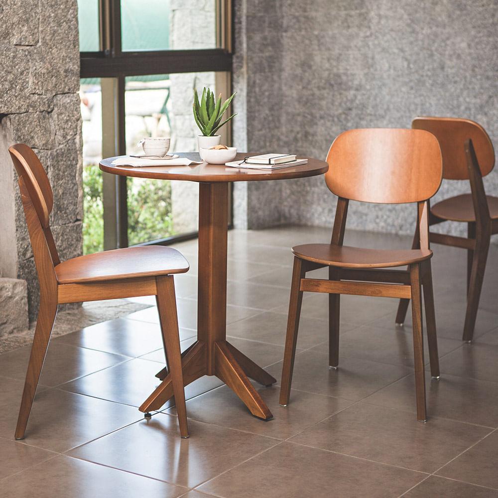 Cadeira de Madeira London 14060110 Tramontina