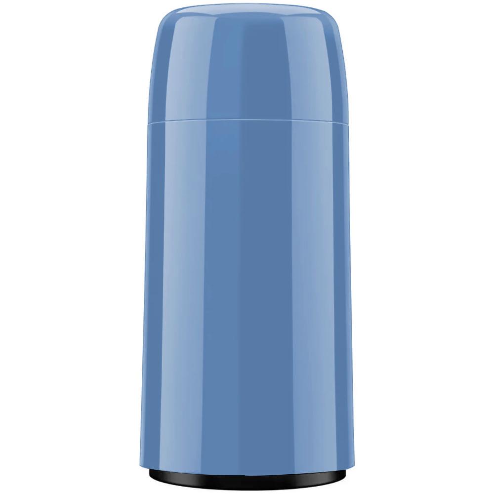 Garrafa Térmica 250ml Azul Firenze Mini Invicta