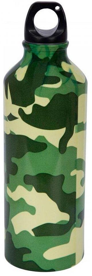 Squeeze Militar em Alumínio 500ml Verde