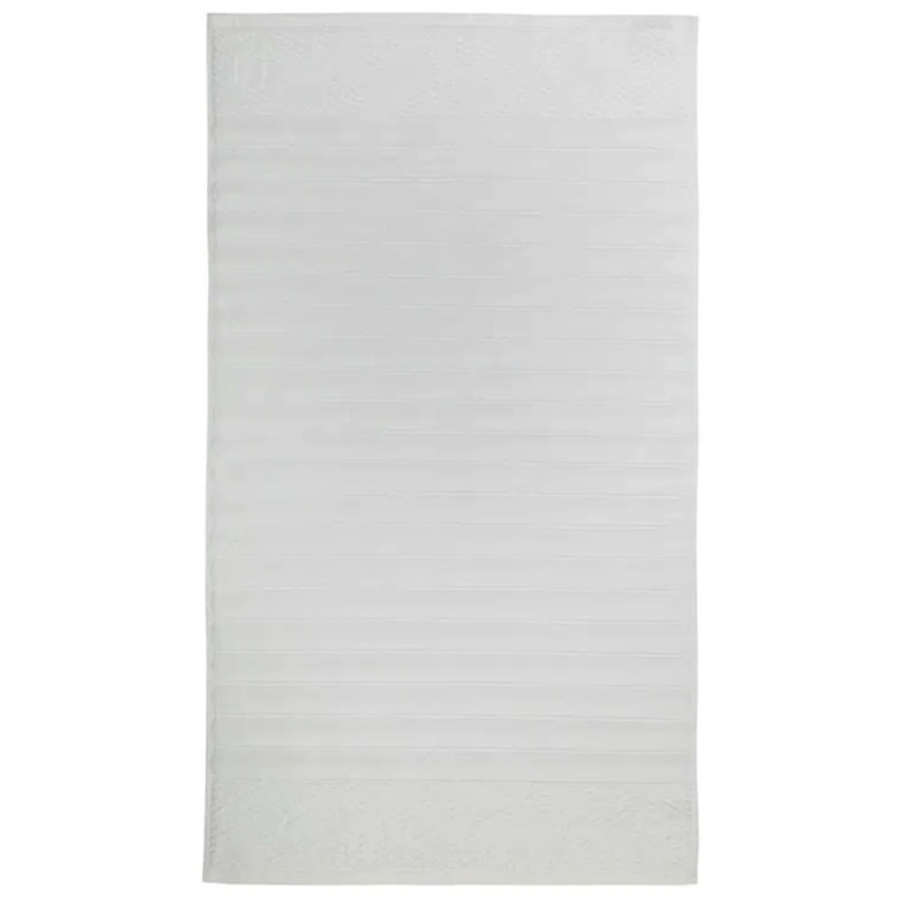 Toalha Piso Ondulato 48X80 Branco