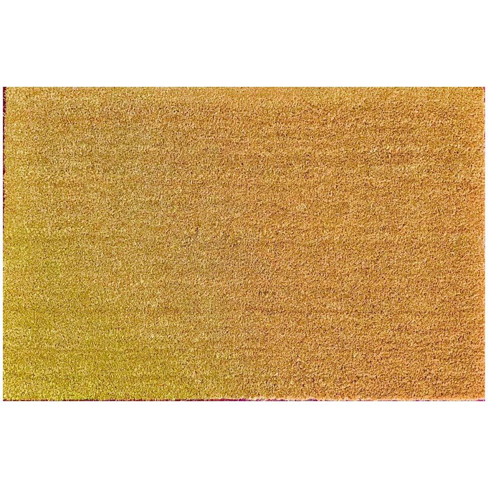Capacho Indiano Top Retangular Liso 0.60x1.20 Abdalla