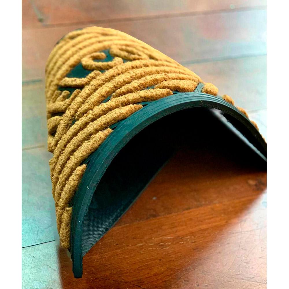 Capacho Indiano Superior Retangular 0.40x0.60 Abdalla