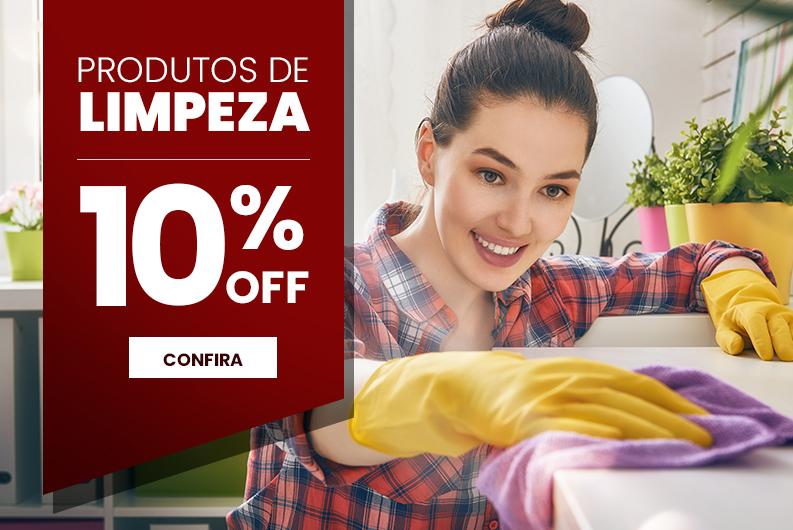 Banner - Limpeza