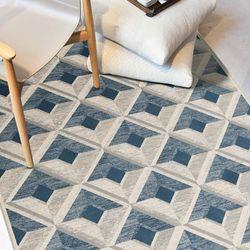 Tapete-Belga-Harmony-Trendy-9889-Azul_Cinza-x02