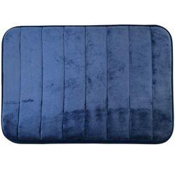 187986-Tapete-De-Banheiro-Verona-0.40X0.60-Azul-Escuro-Listrado-Buchara-7891000000069-x01