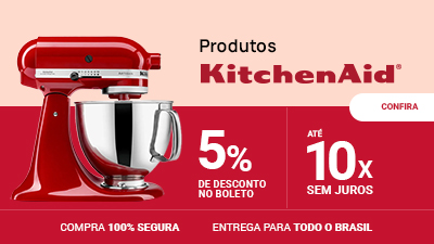 Banner Mobile - KitchenAid