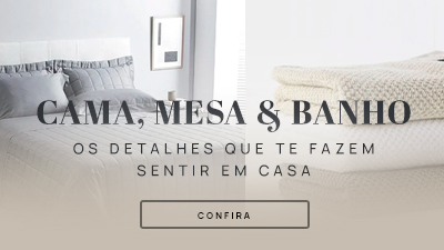 Banner Mobile - Cama, mesa e banho