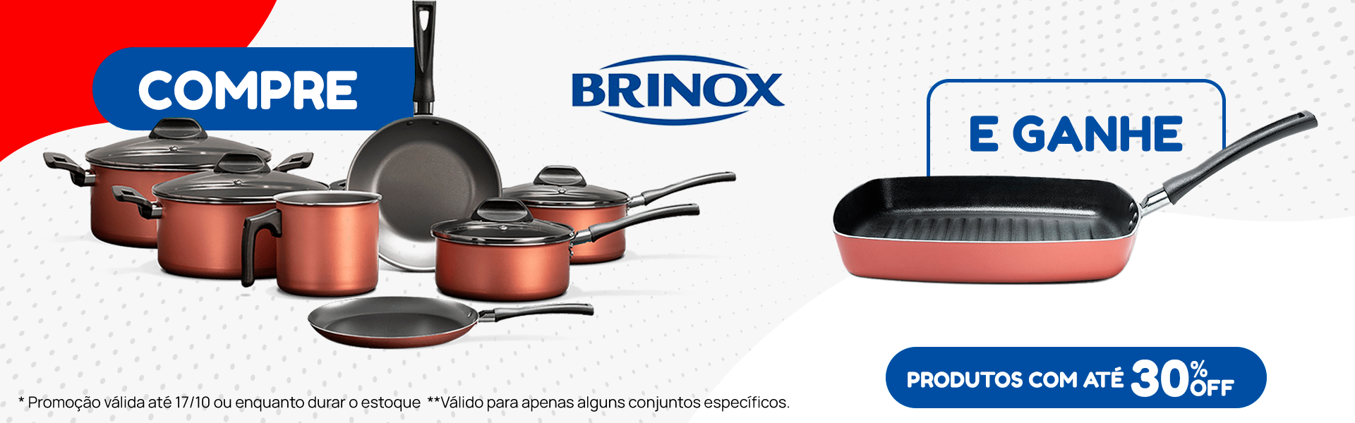 Banner - Brinox